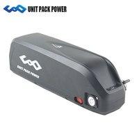 52V/48V 1000W Hailong Ebike Battery 52V/48V 13Ah Electric Bike Bicycle Batteries for Bafang 1000W BBSHD BBS03 750W 500W BBS02