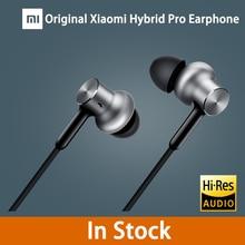 Original Xiaomi Hybrid Pro HD Earphone with Mic In Ear HiFi noise canceling Headset Circle Iron