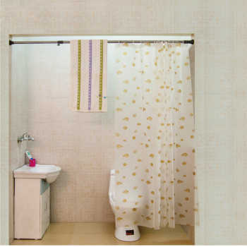 Shower Curtain Rod Length Promotion For Promotional