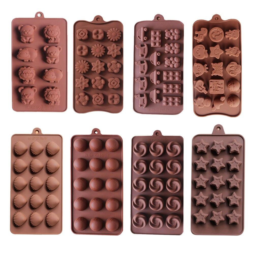 Так ХОЧУ silicone chocolate mold was madly