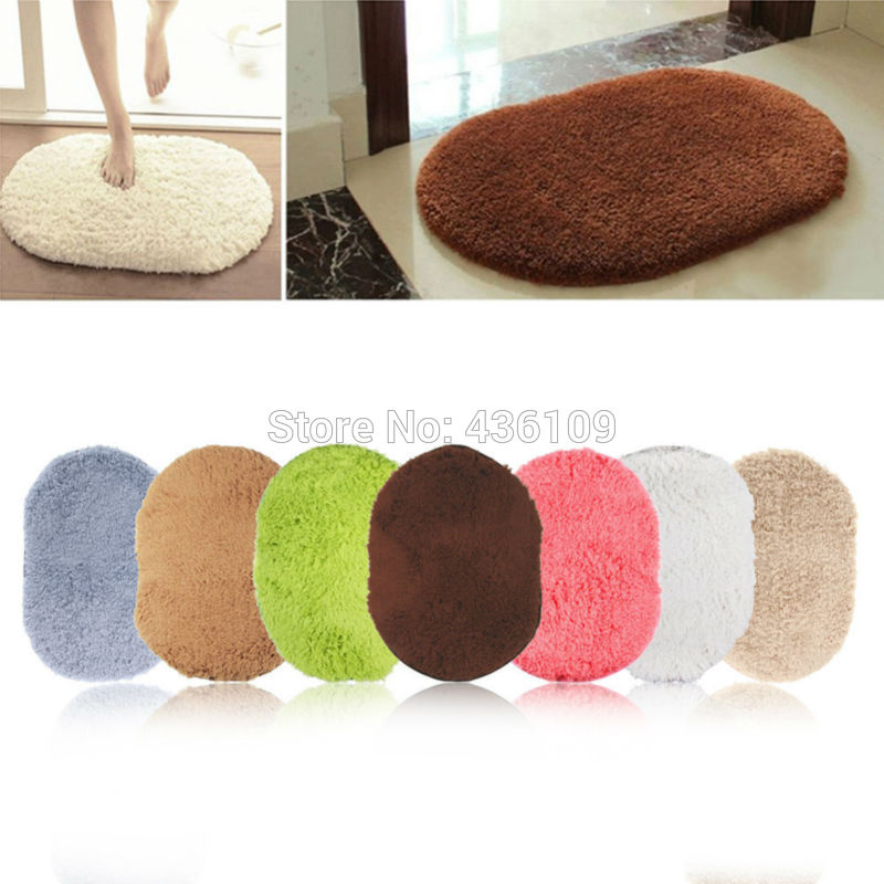 Fashion Design Hot Sale New 360 Rotatable of Super Magic Slip-Resistant Pad Room Oval Ca ...