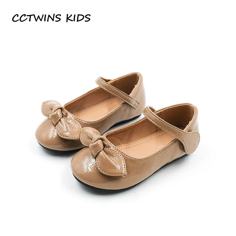 CCTWINS KIDS 2018 Autumn Girl Fashion Butterfly Mary Jane Children Pu Leather Flat Toddler Brand Princess Mary Jane Baby GM2071 туфли ecco 239503 56013 cayla mary jane