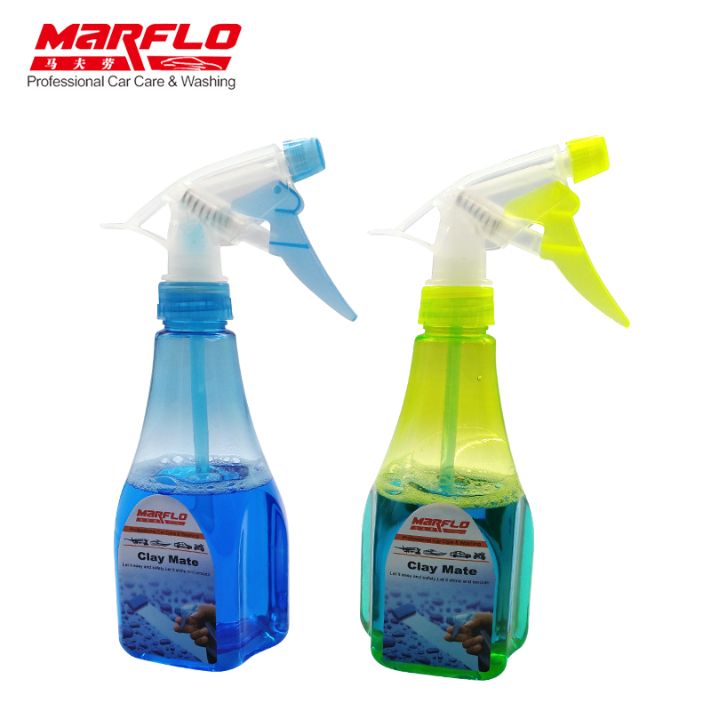Car Wax Paint Care Cleaner Magic Clay Bar Lubricant Magic Clay Mate For Magic Clay Pad Towel Mitt MARFLO Maby By Brilliatech
