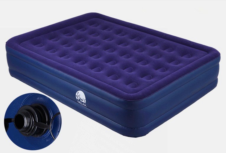 Inflatable air bed sofa 191x97x46 cm garden sofa with pump - Matelas gonflable ez bed ...