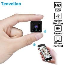 كاميرا صغيرة واي فاي IP كاميرات أمنية المنزل الذكي CCTV مراقبة شبكة لاسلكية المدمج في بطارية الصوت camara de segurالشراء