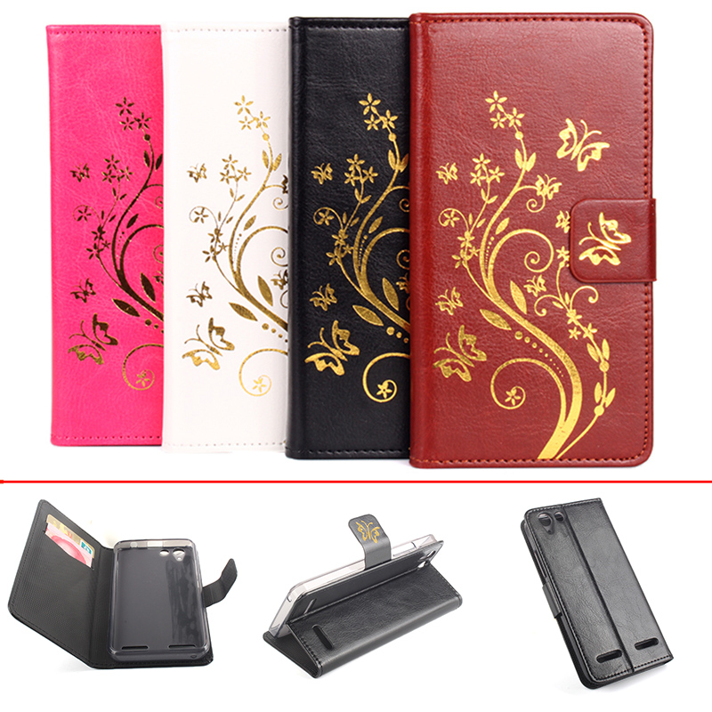 Lenovo Vibe K5 Leather Case Wallet Style Magnetic Phone Case untuk Lenovo Lemon 3 3S K32C3 Flip Cover Case untuk Lenovo K5 Plus