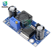цена на LM2596 Output 1.23-30V DC-DC Buck Converter Step Down Module Power Supply Regulator Module Converter With Capacitor