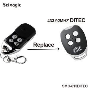 Image 1 - Ditec GOL4,BIXLP2,BIXLS2,BIXLG4 Vervanging Afstandsbediening