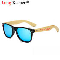 New Men Wooden Women Original Wood Sunglasses Custom Logo Bamboo Foot Sun glasses Customerized 20 pcs/set Wholesale Product