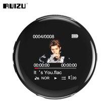 Новый оригинальный RUIZU M1 Bluetooth Спорт MP3 плеер Портативный аудио 8 GB с Встроенный динамик FM Электронная книга радио APE Flac музыкальных плееров