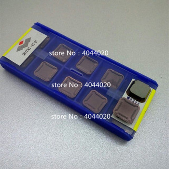 SEKR1203AZ-YM YBG205 SEKR42AZ-YM YBG205 10pcs ZCC mill carbide inserts