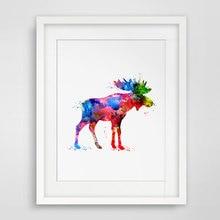 Gift Animal Moose Z110