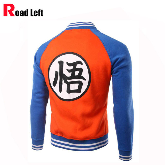 Anime Dragon Ball Z Goku Jacket