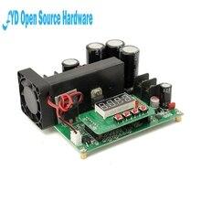 1 sztuk BST900W 8 60V do 10 120V konwerter DC wysoka dokładność sterowanie LED Boost Converter DIY transformator napięcia moduł Regulator