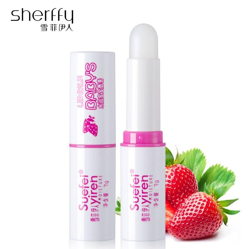 Baby Lippenbalsem Collageen Natuurlijke Planten Essentie Lipboter - Make-up