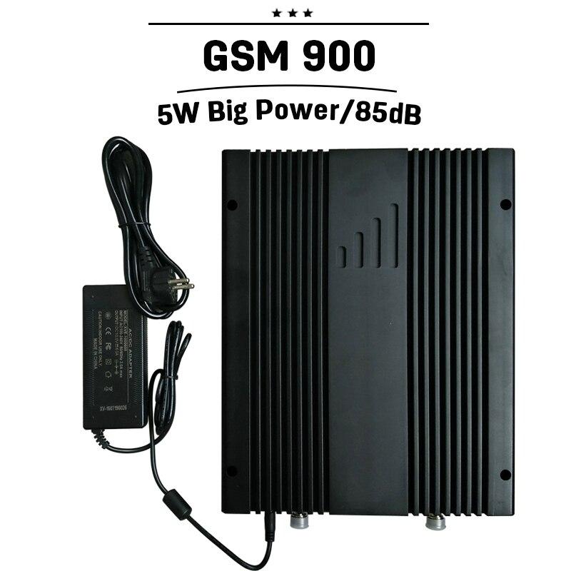 37dBm souper puissance Lintratek chine GSM 900 mhz amplificateur de Signal de téléphone portable réseau GSM 85dB amplificateur répéteur pour projet #30