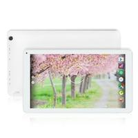 Yuntab D102 branco 10.1 polegada tablet Android 6.0 quad core 1 GB + 8 GB com câmera Dupla, Google Play Pré-carregado, Suporta Jogos 3D