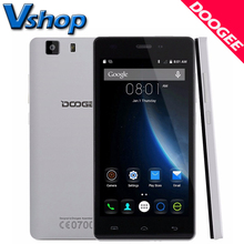 DOOGEE X5 PRO 4G Мобильного телефоны Android 5.1 2 ГБ RAM 16 ГБ ROM MT6735 Quad Core 720P 8.0MP Камера Dual SIM 5.0 дюймов Сотовый телефон смартфон