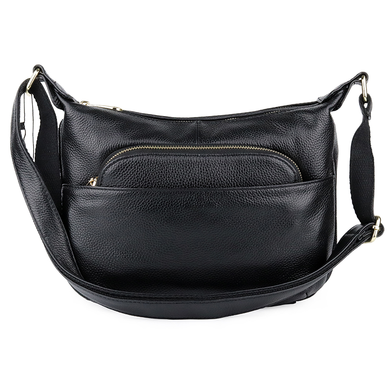 COMFORSKIN Brand New Arrivals Cross body Bags For Women Luxurious Cowhide Leather Handbags Women Messenger Bag Bolsas Femininas in Shoulder Bags from Luggage Bags