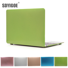 For apple Notebook case Hard shell Metallic paint Cases Laptop Cases For MacBook pro 12 inch A1534 A1931  For retina 12pro laptop cases for macbook pro 12 inch a1534 a1931 for apple notebook case hard shell metallic paint cases for retina 12pro