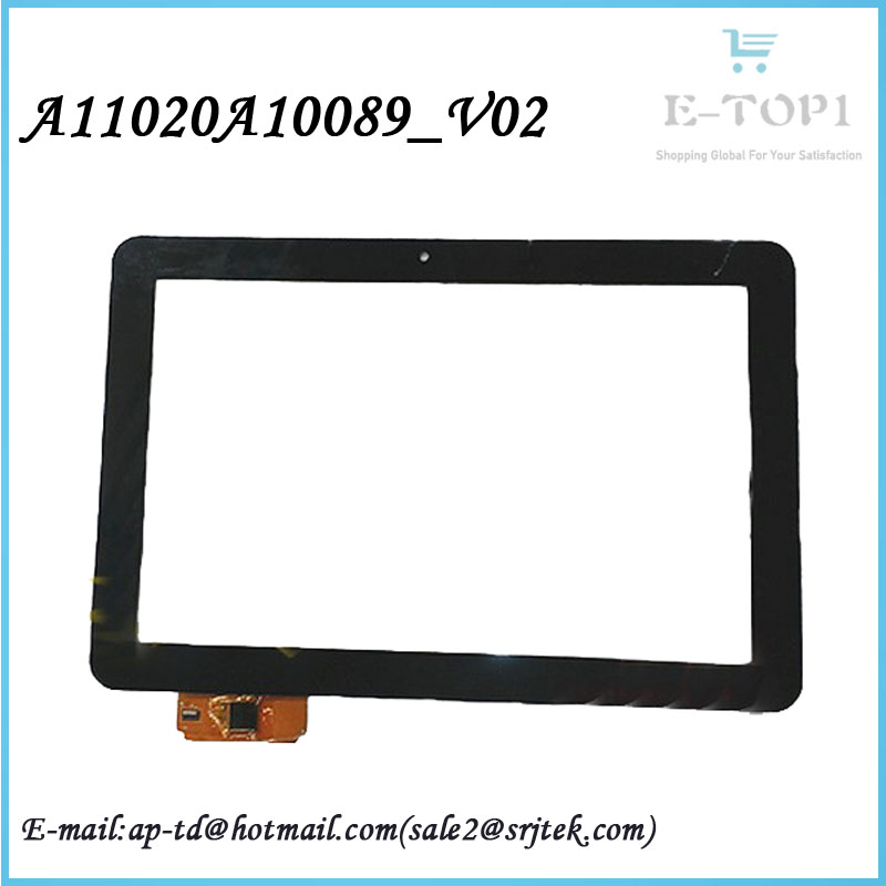 HIgh Quality 10.1 inch A11020A10089_V02 Tablet Touch Screen Touch Panel glass Digitizer Sensor Replacement A11020A10089