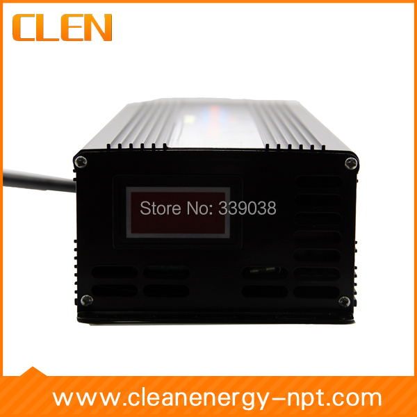 New Arrival 48V 8A Car Battery Charger Reverse Pulse Chargring Desulfation Intelligent 7-stage Battery Maintence 48v 25a high frequency lead acid battery charger negative pulse desulfation battery charger