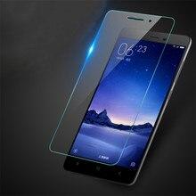 MLLSE Explosion proof tempered glass For xiaomi redmi note2 3 pro 3S Mi3 Mi4 Mi4C Mi5 Anti-radiation Ultra-thin screen protector