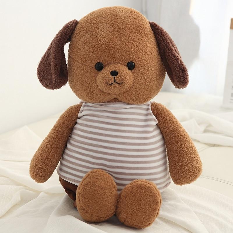 Miaoowa 1pc 50cm Super Soft Kawaii Plush Dog Toys Cute Animal Teddy Dog Toys for Kids Staffed Cartoon Brinquedos for Children