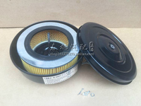 Truck Air Filter For K2007 Diesel Engine Air Assembly Length 250MM Height 160MM