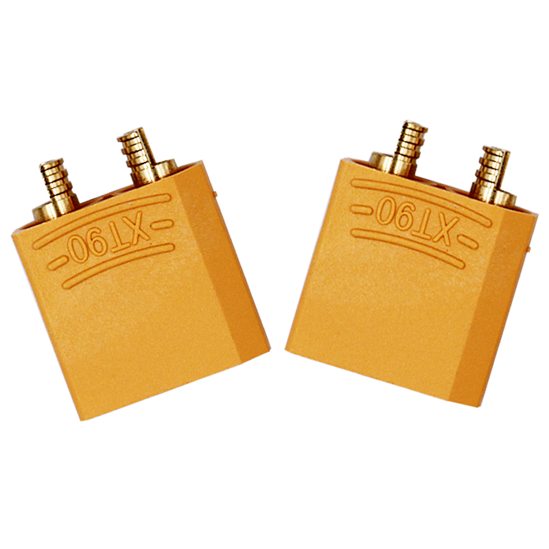 XT90 Battery Connector Set 4 5mm Male Female gold plated banana plug Suit For 90 120A