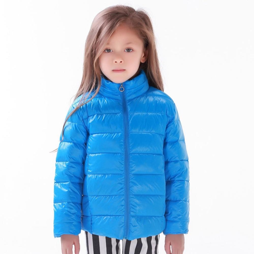 clearance sale Children Down Jacket Girls Winter Outerwear ...