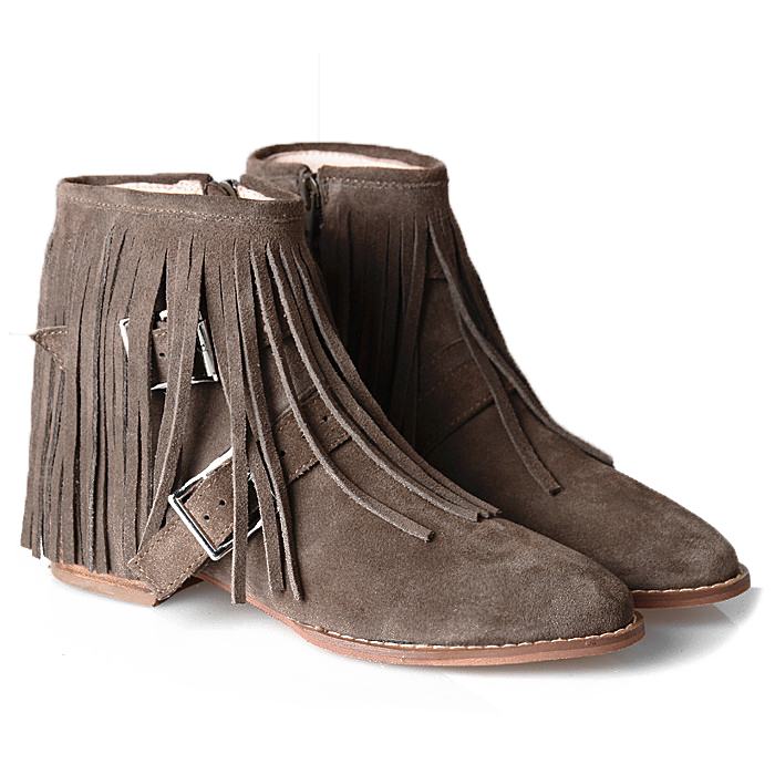 Compare Prices on Fringe Ankle Boots- Online Shopping/Buy Low ...