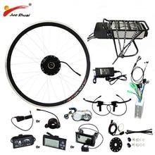 250 Вт/350 Вт/500 Вт 36 В-48 В заднее крепление, для аккумулятора комплект для электронного велосипеда Электрический велосипед Conversion Kit для 20 «26» 700C 28 «горный велосипед