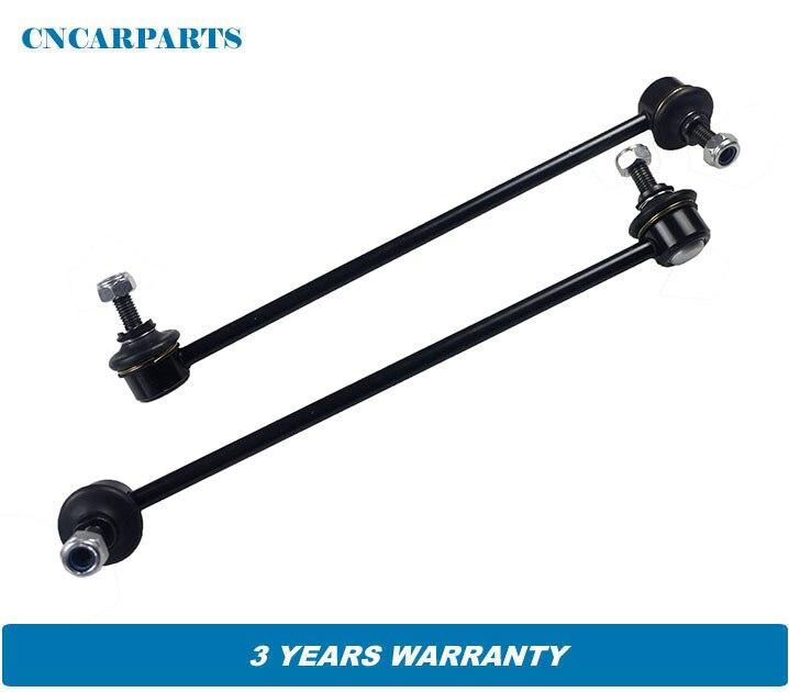2 pièces Avant lien de Barre De Balancement De stabilisateur pour BMW X3 E83, 31303413202 31303414299