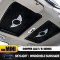 Анти-УФ Солнцезащитный козырек Национальный теплоизоляция Windshie автомобильный солнцезащитный козырек для Mini cooper R55 R56 R57 R58 R59 R60 R61 F54 F55 F56 F57 F60