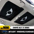 Anti-UV Sun Shade National Heat Insulation Windshie Car Sunshade For Mini cooper R55 R56 R57 R58 R59 R60 R61 F54 F55 F56 F57 F60