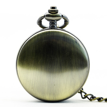 High Quality Antique Necklace Pocket Watch Unisex