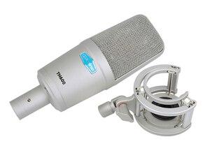 Image 4 - Alctron TH600 große membran professional studio aufnahme kondensator mic für gesangs aufnahme, bühne leistung, live übertragung