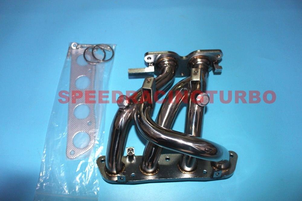 Egzoz üstbilgi manifoldu MR2 SPYDER MRS ZZW30 1ZZ-FED 00-05 paslanmaz yarış