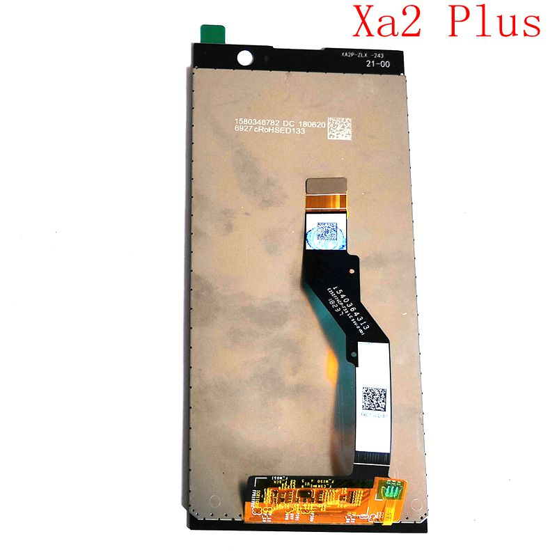 For Sony Xperia XA2 Plus Touch Glass Digitizer+Assembly Replacement Parts Full For xa2plus lcdFor Sony Xperia XA2 Plus Touch Glass Digitizer+Assembly Replacement Parts Full For xa2plus lcd