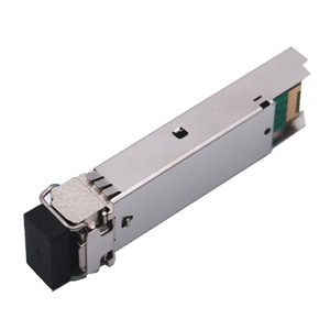 Image 2 - 10pcs/lot For Huawei SFP GE LX SM1310 SFP Fiber Optical Module Singlemode 1000Base LX 1.25G 1310nm 25km SM ESFP LC Connector DDM