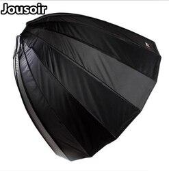 LIF paraboliczne Softbox na zewnątrz lampą błyskową światła 150 cm 190 cm szesnaście duży kąt paraboliczne składany Softbox NO00DC