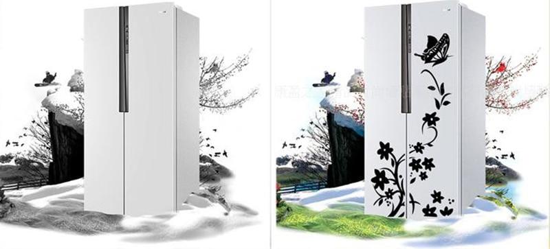 Tinggi Rumah Dinding Kupu-kupu 1