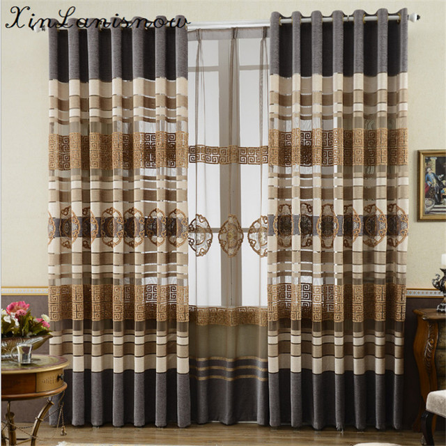 Aliexpress.com : Buy Hot Sale Rushed Woven French Window Curtain ...