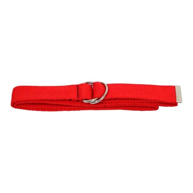 Unisex Canvas Belt Fabric...