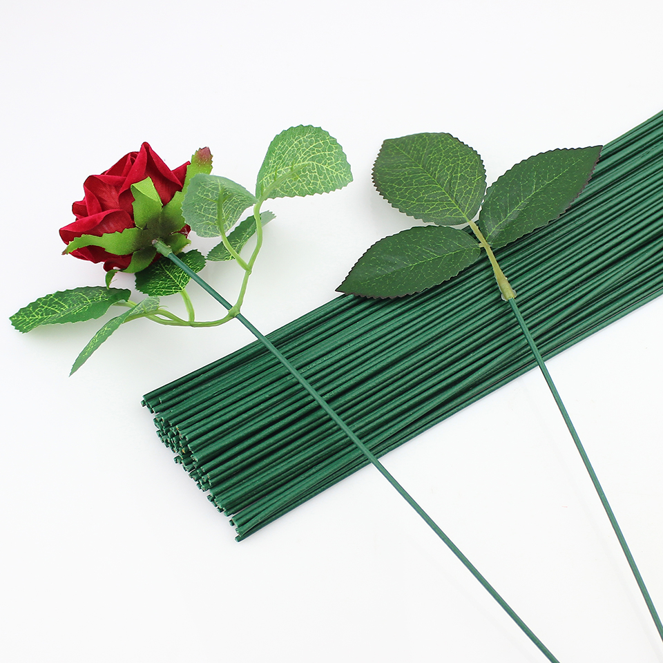 Green Wire Stems Flowers Data Circuitdiagram Audiocircuit Simplifiedradiofrequencycircuithtml 50pcs 2mm 40cm Dark Artificial Silk Stem Diy Rh Aliexpress Com Middle