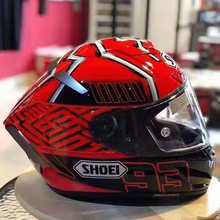 Скидка на моторную мотоциклетную шляпу с полным лицом с двумя линзами из настоящего абс+ поликарбоната, защитный шлем ECE 93 шапка, шлемы