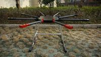 8 Axis 5KG Agricultural Spraying unmanned RC drone empty carbon fiber frame Mist Agriculture Machine UAV frame