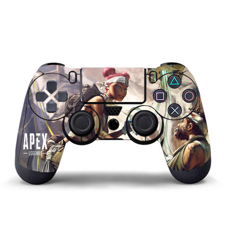 For Apex Legends  Protective Cover Sticker For PS4 Controller Skin For Playstation 4 Decal Accessories