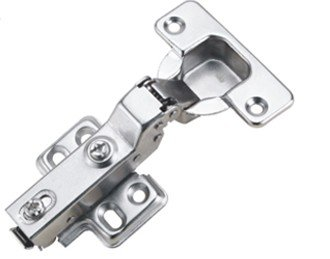 Half overaly Cabinet Hardware Hinges  Hinges Hydraulic buffering hinges samll hinge 200 pcs D08